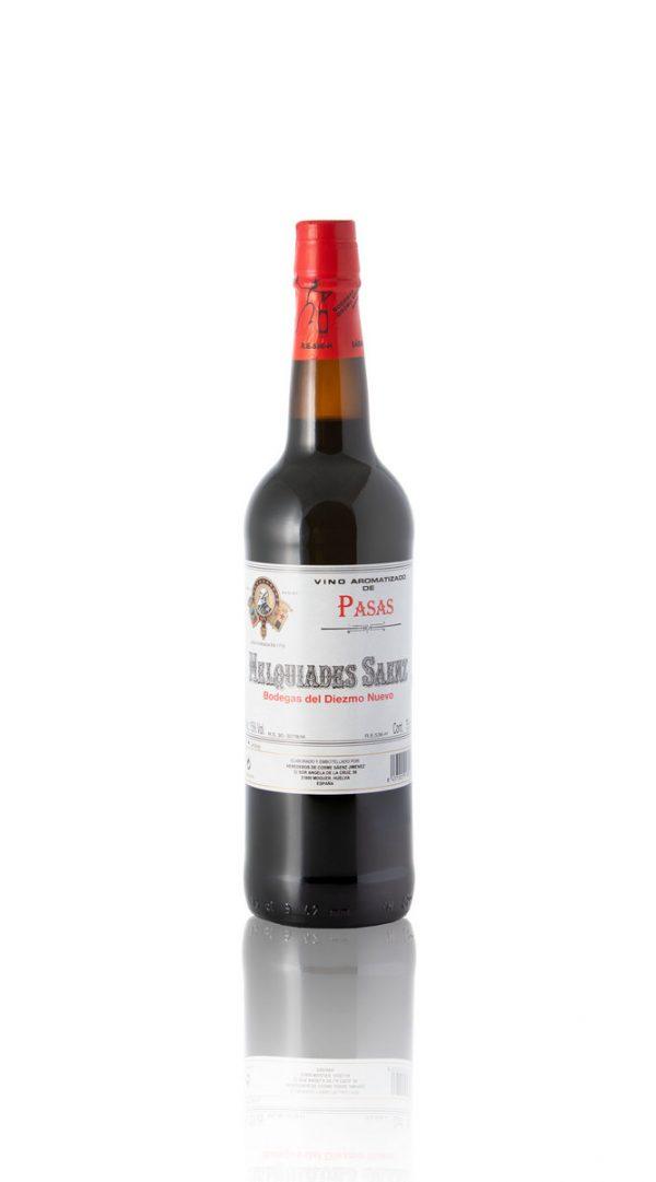 Vino de Pasas Sáenz