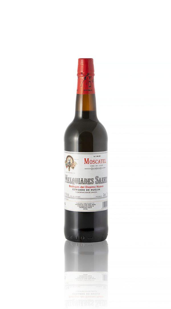 Vino Moscatel Sáenz