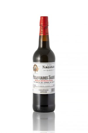 Vino de naranja Sáenz